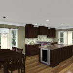 CAD of a Kitchen Remodel in New Brunswick NJ (10)-Design Build Planners