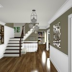 CAD of a Kitchen Remodel in New Brunswick NJ (4)-Design Build Planners