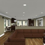 CAD of a Kitchen Remodel in New Brunswick NJ (6)-Design Build Planners