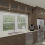 CAD of a Small Kitchen Remodel in Bergen County New Jersey (6)-Plan 3-Design Build Planners