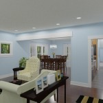 CAD of a Small Kitchen Remodel in Bergen County New Jersey (7)-Plan 1-Design Build Planners