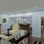 CAD of a Small Kitchen Remodel in Bergen County New Jersey (8)-Plan 3-Design Build Planners
