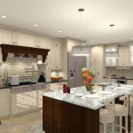 Gourmet Kitchen Addition Design in Monmouth New Jersey (4)-Design Build Planners