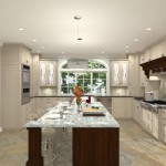 Gourmet Kitchen Addition Design in Monmouth New Jersey (6)-Design Build Planners