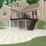 Gourmet Kitchen Addition Design in Monmouth New Jersey (7)-Design Build Planners