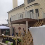 In Progress Picture of Exterior Remodel in Monmouth County NJ (4)-Design Build Planners