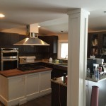 Kitchen and Mud Room Remodel in Kendall Park NJ In Progress 2-28-15 (20)
