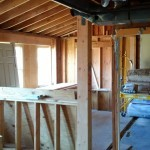 Kitchen and Mudroom Remodel in Kendall Park NJ Progress Pic (5)-Design Build Planners