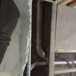 Kitchen and Mudroom Remodel in Kendall Park NJ Progress Pic (7)-Design Build Planners