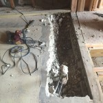 Kitchen and Mudroom Remodel in Kendall Park NJ Progress Pic (9)-Design Build Planners