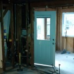 Kitchen and Mudroom Remodel in Kendall Park New Jersey In Progress Picture (4)-Design Build Planners