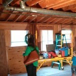 Kitchen and Mudroom in Kendall Park New Jersey PROGRESS PIX 18-11-2014 (9)-Design Build Planners