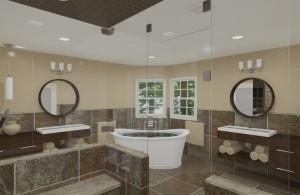 Luxury Bathroom Design in Mattawan New Jersey (2)-Design Build Planners