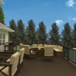Main Plan 1 Outdoor Living Space Computer Aided Design in Monmouth County New Jersey (2)-Design Build Planners