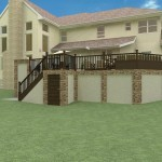 Main Plan 1 Outdoor Living Space Computer Aided Design in Monmouth County New Jersey (8)-Design Build Planners