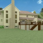 Plan 2 of an Outdoor Living Space in Monmouth County New Jersey (1)-Design Build Planners