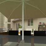 Plan 2 of an Outdoor Living Space in Monmouth County New Jersey (10)-Design Build Planners