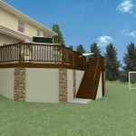 Plan 2 of an Outdoor Living Space in Monmouth County New Jersey (4)-Design Build Planners
