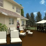 Plan 2 of an Outdoor Living Space in Monmouth County New Jersey (7)-Design Build Planners