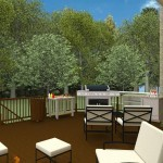 Plan 2 of an Outdoor Living Space in Monmouth County New Jersey (9)-Design Build Planners