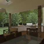 Plan 3 of an Outdoor Living Space Remodel in Monmouth County  New Jersey (10)-Design Build Planners