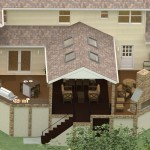 Plan 3 of an Outdoor Living Space Remodel in Monmouth County  New Jersey (12)-Design Build Planners