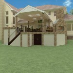 Plan 3 of an Outdoor Living Space Remodel in Monmouth County  New Jersey (2)-Design Build Planners