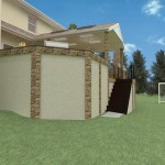 Plan 3 of an Outdoor Living Space Remodel in Monmouth County  New Jersey (4)-Design Build Planners