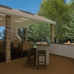 Plan 3 of an Outdoor Living Space Remodel in Monmouth County  New Jersey (5)-Design Build Planners