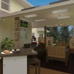 Plan 3 of an Outdoor Living Space Remodel in Monmouth County  New Jersey (7)-Design Build Planners