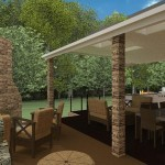 Plan 3 of an Outdoor Living Space Remodel in Monmouth County  New Jersey (8)-Design Build Planners