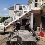 Raised Deck Terrace in Monmouth County New Jersey (5)-Design Build Planners