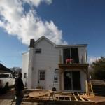 Bedroom and Bathroom Addition in Ocean County In Progress (1)