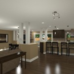 CAD of a Complete Remodel in Somerset NJ (10)-Design Build Planners