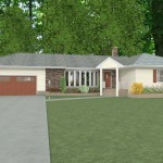 CAD of a Complete Remodel in Somerset NJ (17)-Design Build Planners