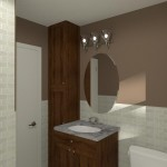 CAD of a Complete Remodel in Somerset NJ (19)-Design Build Planners