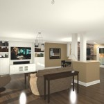 CAD of a Complete Remodel in Somerset NJ (9)-Design Build Planners