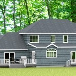 CAD of a Kitchen and Mudroom Addition in NJ (4)-Design Build Planners