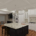 CAD of a Kitchen and Mudroom Addition in NJ (7)-Design Build Planners