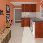 CAD of a Kitchen and Mudroom Addition in NJ (9)-Design Build Planners