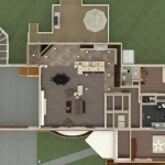 Dollhouse Overview of a Complete Remodel in Somerset NJ (1)-Design Build Planners