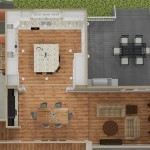 Dollhouse Overview of a Kitchen and Mudroom Addition (2)-Design Build Planners