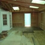Exercise Room Remodel In Progress 1-13-2015 (1)
