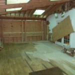 Exercise Room Remodel In Progress 1-13-2015 (3)