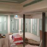 Exercise Room Remodel In Progress 3-20-15 (4)