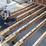Exercise Room Remodel in Progress 12-30-2014 (2)-Design Build Planners