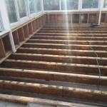 Exercise Room Remodel in Progress 12-30-2014 (5)-Design Build Planners