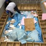 Exercise Room Remodel in Progress 12-30-2014 (6)-Design Build Planners