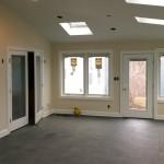 Exercise Room Remodel in Progress 4-8-15 (2)