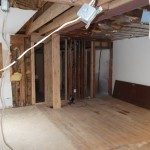 Kitchen Bathroom and Laundry Room Remodel In Progress 2015-01-15 (4)
